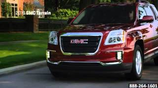 New 2016 GMC Terrain Safety West Point Buick GMC Houston and Katy TX