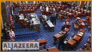 US House Democrats lead push to restrict Trump on Iran strikes