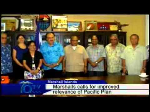 Marshall Islands Calls For Improved Relevance Of The Pacific Plan