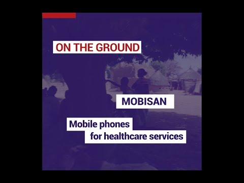 Mobisan : Mobiles phone for healthcare services