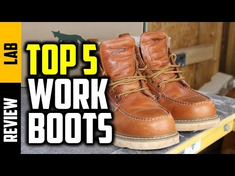 ▶️best-work-boots-2019-|-top-5-work-boots