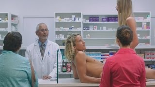 Sexy Banned Commercials Nsfw Naked and Funny 2014.