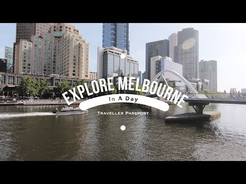 Things To Do In Melbourne | One Day Travel Guide | What To Do | Melbourne, Australia