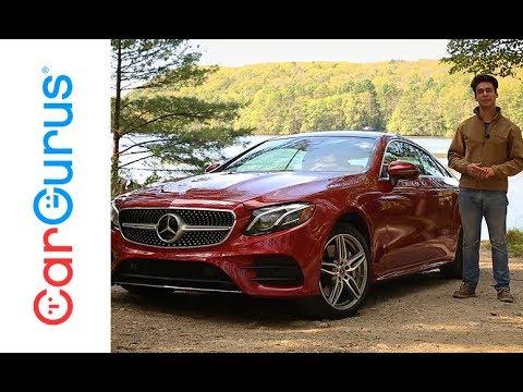 2018 Mercedes-Benz E-Class | CarGurus Test Drive Review