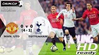 Manchester United Vs Tottenham Hotspur 0-0 [pen 4-1] - Carling Cup Final 2008/2009 | Full Highlights