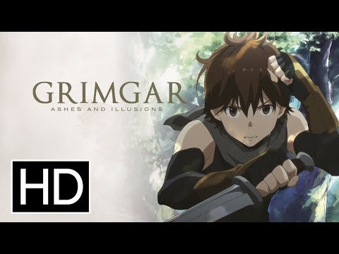 Grimgar Ashes and Illusions - Official Trailer