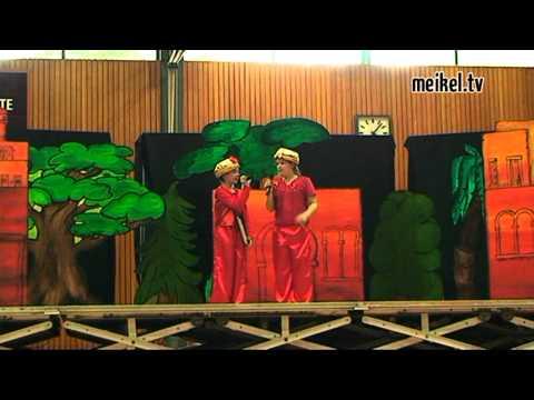 Projektwoche und Musical an der Nordstadt Grundschule 2012 - MeikelTV.de