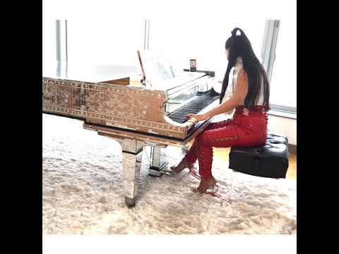 Glow Up Video - Meek Mill Piano Cover | Chloe Flower Mp3