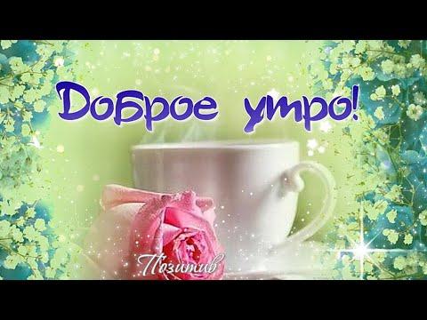 Доброе утро! Пусть утро будет чудесным!