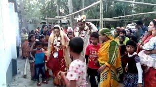 Happy marriage program in village / BD Life Trailer