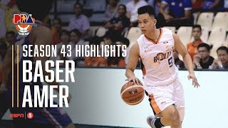 PBA 2018 Highlights: Baser Amer