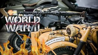 The best of WW2 motorcycles !