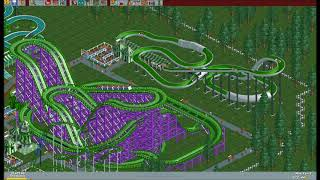 Ni ludu: RollerCoaster Tycoon #6 – Mutacio
