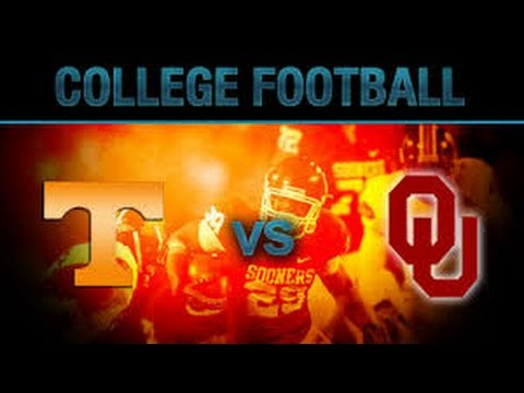 Tennessee QB Justin Worley vs Oklahoma