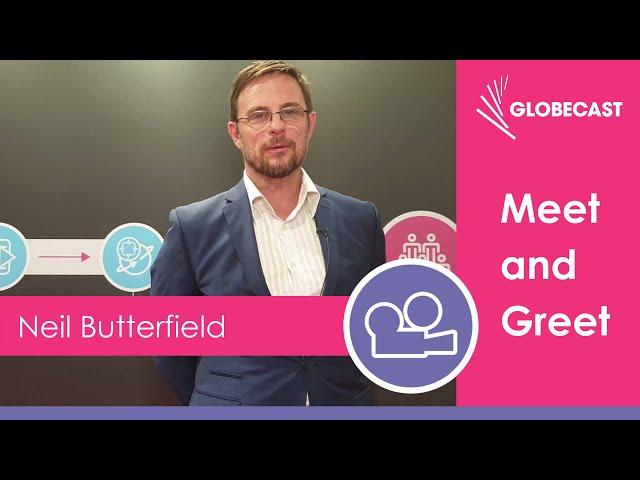 Meet & Greet #27 - Neil Butterfield - Director of Sales, Latin America
