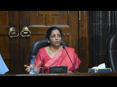 Defence Minister Nirmala Sitharaman's Press Conference on Rafale Deal Part-I