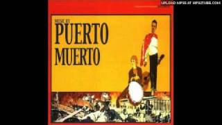 Puerto Muerto - Blood Red Wine