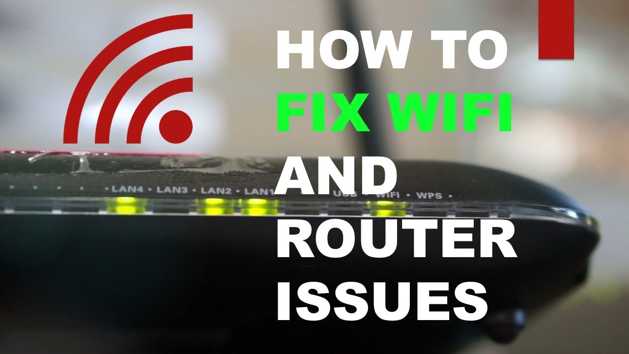 How To Troubleshoot Home Wifi And Router Issues Guides