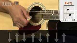 Best of You - Foo Fighters (aula de violão)