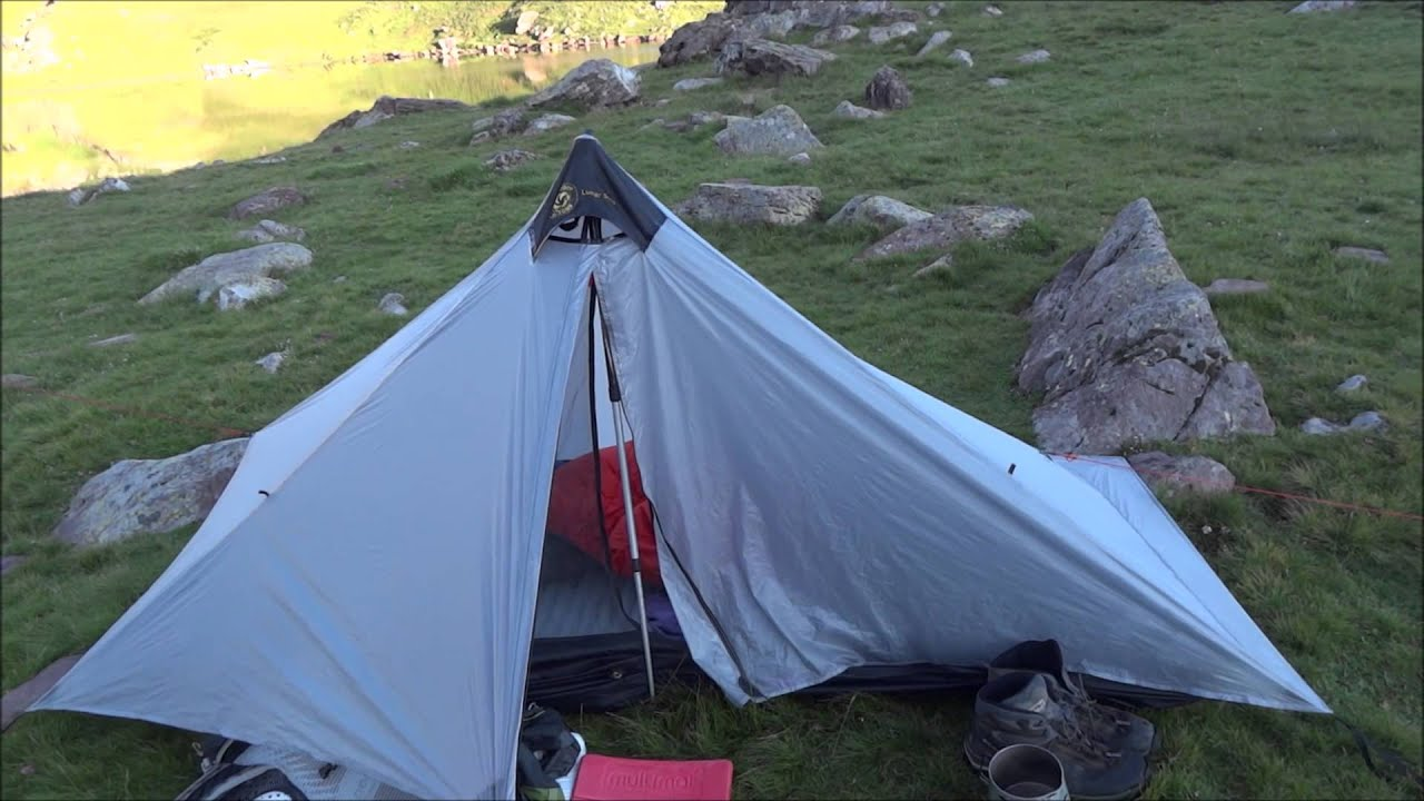 Six Moons Lunar Solo LE 20 day test and review crossing the Pyreneese 2014 film and photo - YouTube & Six Moons Lunar Solo LE 20 day test and review crossing the ...