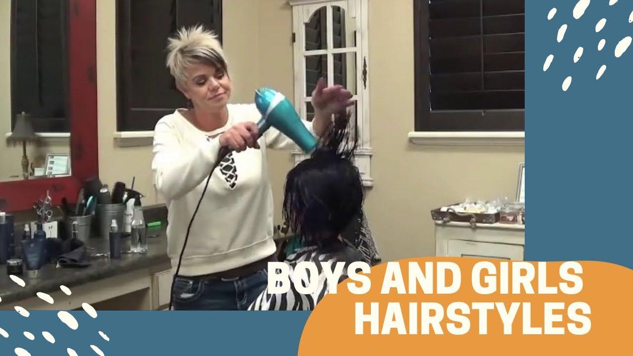 Undercut Hairstyles Tutorial Youtube