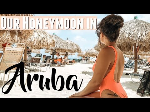 Is Aruba Expensive? | Honeymoon Vlog #1
