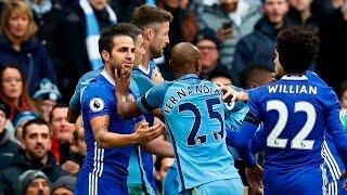 manchester city 1 x 3 chelsea gols destaques 03 12 2016
