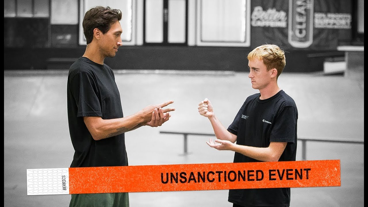 Download Unsanctioned Game Of Ledge S.K.A.T.E.   Cody Cepeda Vs. Tyler Peterson