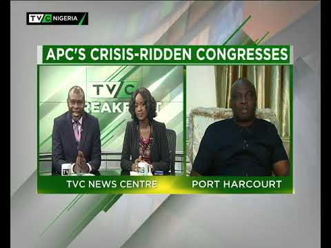 TVC Breakfast 8th May 2018 | APC's Crisis-ridden Congresses