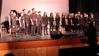 Chinese International School Choir - Fields of Gol