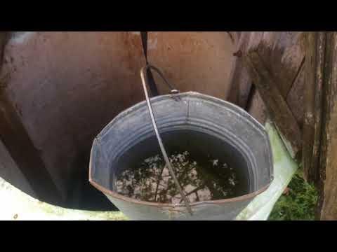 Засуха. Поиск воды в горной местности. Сельский туризм. Фильм 1.