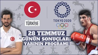 Tokyo 2020 Olimpiyat Oyunlarında 6. Gün |Bayram Na