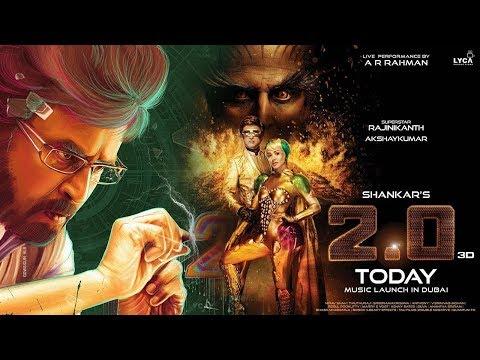 Robot 2.0 Telugu Trailer, Robot 2.0...
