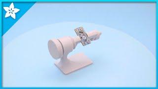 Mini Vise #Adafruit #Timelapse #3DPrinting
