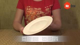 Тарелка обеденная Wilmax 23 см. (WL-991179)(В этом ролике педставлена тарелка Wilmax 23 см. код товара WL-991179 узнать больше об этом товаре вы можете перейдя..., 2014-10-25T07:35:22.000Z)