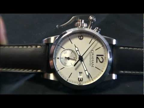 Graham Chronofighter 1695 Watch Review
