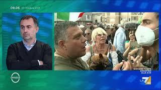 L'intervista ad Andrea Barlocco, ex portavoce di Forza Nuova