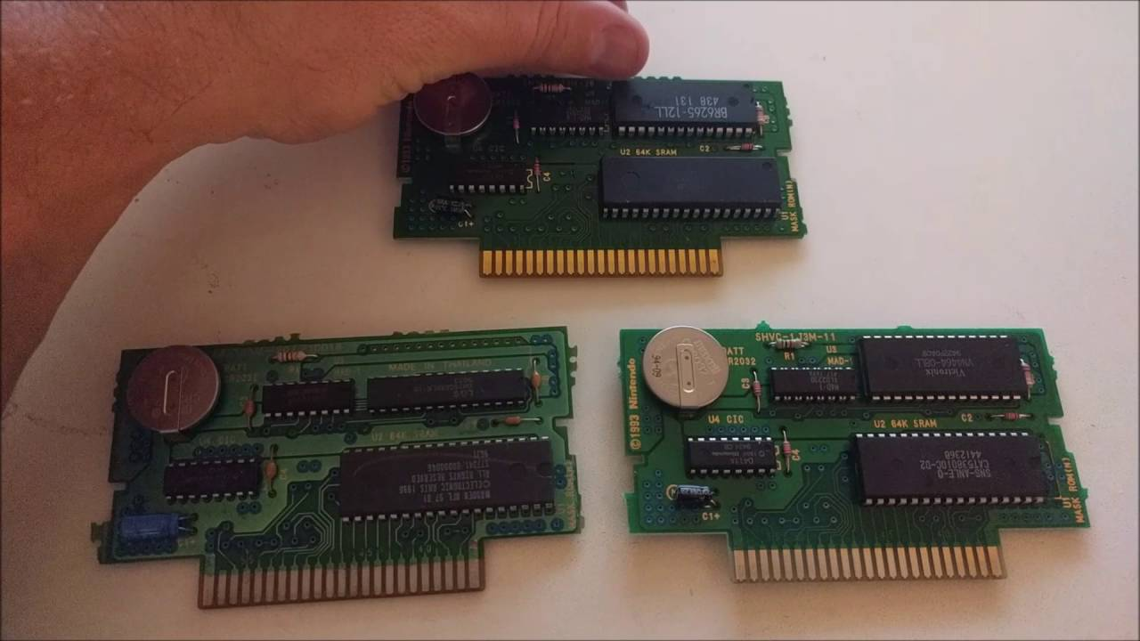Repairing a Cracked EarthBound Cartridge