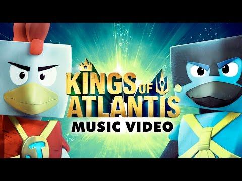 Rise Again Music Video! (Kings of Atlantis)