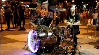 Download Video 160730 Eevee「小黃奕的爵士鼓」ONE OK ROCK - NO SCARED (Drum Cover) MP3 3GP MP4