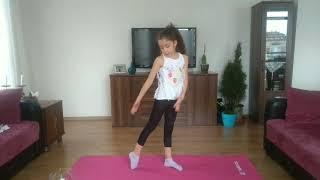 7,8,9,10 yaş için jimnastik hareketleri🤸🤸🤸