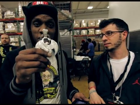 CES Cru Gets Strange Music Chains And Hits The Road!