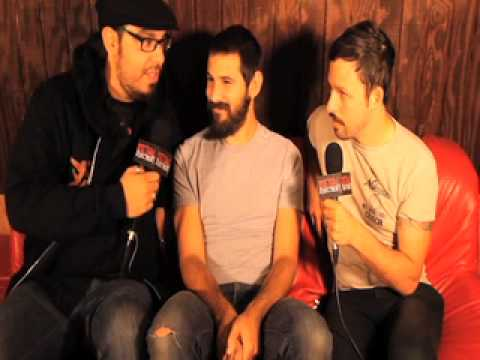 THE DILLINGER ESCAPE PLAN Interview 2012 | Metal Injection