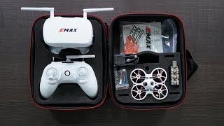 Come Volare nella PIOGGIA con Emax TinyHawk!