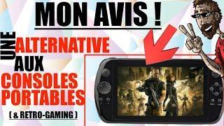 GPD Q9 - MON AVIS ! | UNE ALTERNATIVE AUX CONSOLES PORTABLES & RETRO-GAMING !