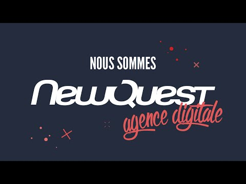 Showreel NewQuest | Agence digitale