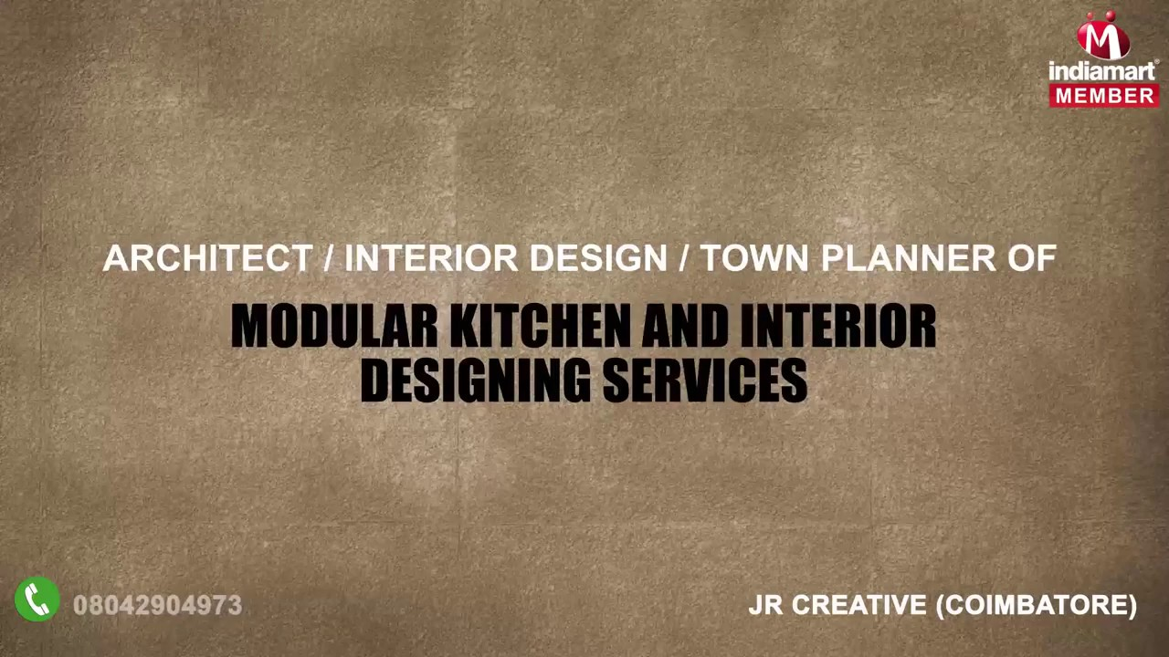 Modular kitchen concepts design creation manufacturing kukatpally - Modular Kitchen And Interior Designing Services By Jr Creative Coimbatore