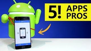 TOP 5 - Mejores APPS NUEVAS para Tu Android!