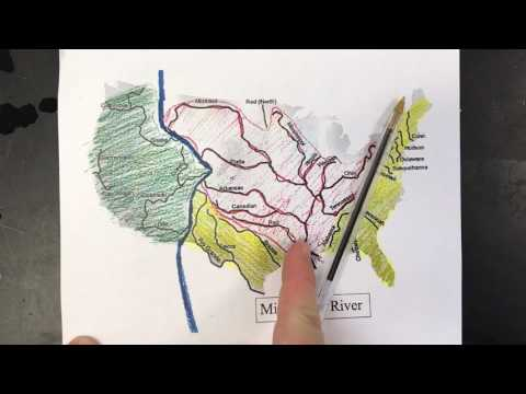 Drainage Basins (Watersheds)
