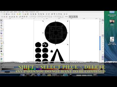 How To Use Silhouette Studio Files In Cricut Design Space Youtube